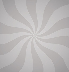 Gray background with twisted curves vector image