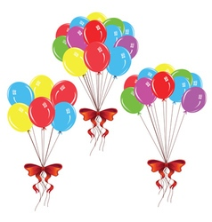 Bunch of Balloons vector