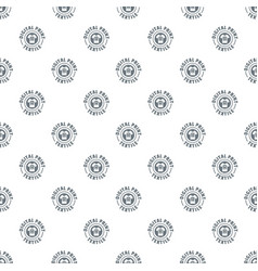 Digital print textile pattern seamless vector