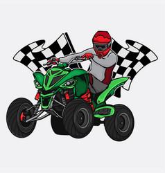 Printatv race championship vector