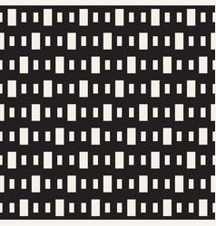 Repeating rectangle shape halftone geometric vector