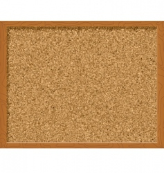 Corkboard vector