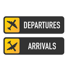 Information panel on direction arrivals and vector