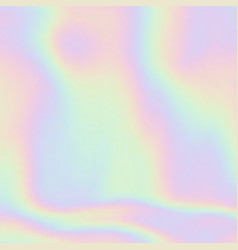 Abstract hologram gradient background vector