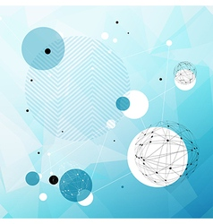 Abstract Technology Background Good for financial vector image