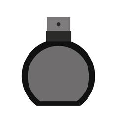 Female lotion bottle icon vector