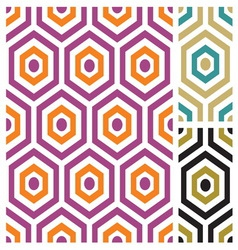 Novi pattern vector image vector image