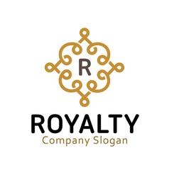 Royalty Design vector