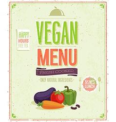 Vegetaruan vector