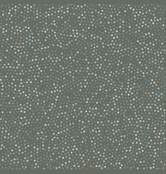 vintage dot seamless pattern vector image