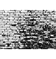 brick background vector image vector image