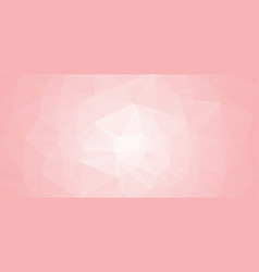 abstract pink and white abstract geometric vector image