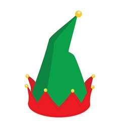 Gnome hat vector
