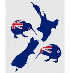 New Zealand's Kiwi vector