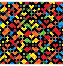 pixels vector image