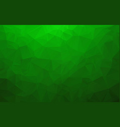 abstract light green shining triangular vector image