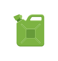 Canisters or jerrycan icon vector