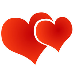 heart icon love symbol vector image
