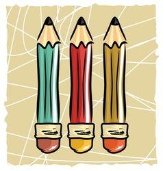 olovka4 vector image