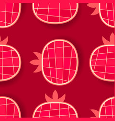 seamless pattern for your products and business vector image