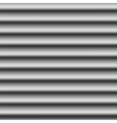 corrugated metal background vector image