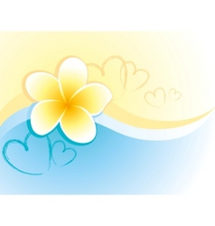 Flower on wave vector