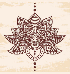 Egyptian Symbol Lotus Vector Images Over 120