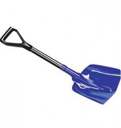 shovel vector image