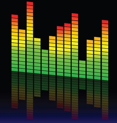music volume vector image vector image