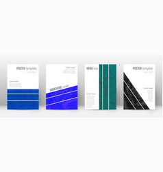Abstract cover terrific design template suminaga vector