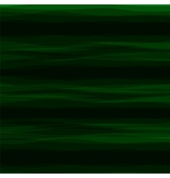 Abstract Green Horizontal Wave Background vector
