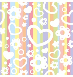 kid seamless vector image