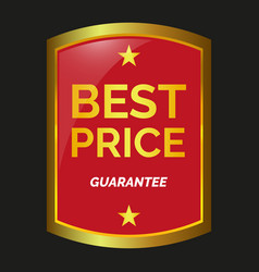 Best price label vector