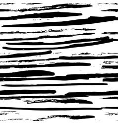 hand drawn seamless patterns modern vector image vector image