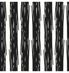 Pattern black and white stripes vector image vector image