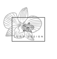 logo design idea3 vector image