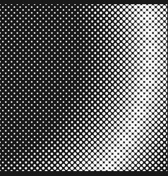 Halftone dotted background pattern design vector
