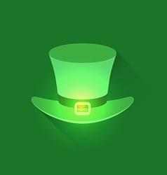 Leprechauns Hat vector image