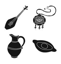 Design heritage and originality logo vector