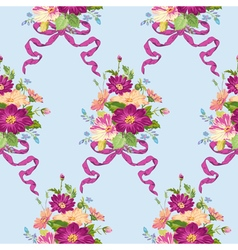 Spring Flowers Backgrounds vector