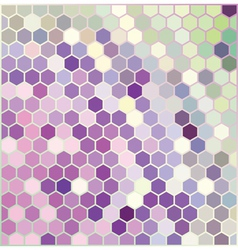 Violet Grid vector image