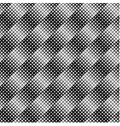 abstract monochrome seamless diagonal square vector image