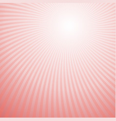 swirl background from rotated rays vector image
