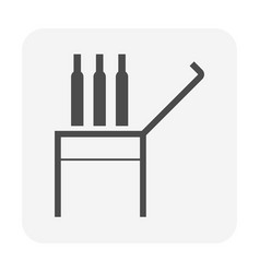 welding wire material for welding work icon vector image