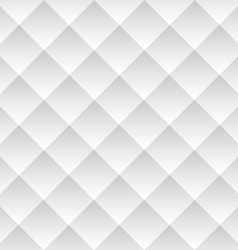 Dioganal white geometric background vector image