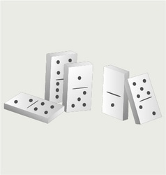Dominoes vector