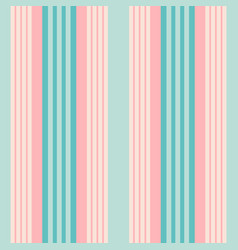 vertical pink and blue stripes print vector image