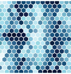 Blue and white vector