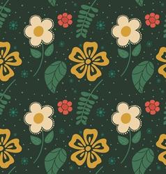Seamlessflower vector