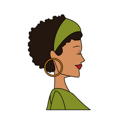 Woman icon image vector
